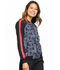 Photograph of Cherokee Infinity Women's Zip Front Jacket Marked Hearts CK309-MRHT