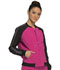 Photograph of Infinity by Cherokee Women's Zip Front Warm-up Jacket Purple CK310A-POBR