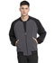 Photograph of Infinity Men's Men's Colorblock Zip Front Jacket Neutral CK335A-HTCH