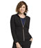 Photograph of Statement Women Zip Front Jacket Black CK365-BLK