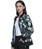 Photograph of Infinity Women Zip Front Jacket Botanical Gestures CK372-BOGS