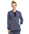 Photograph of Infinity Women's Zip Front Warm-up Blue CK380A-HTNA