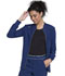 Photograph of Infinity Women's Zip Front Warm-up Blue CK380A-NYPS