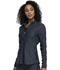 Photograph of Cherokee Form Women's Zip Front Jacket Gray CK390-PWT