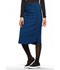 Photograph of Infinity Women's Drawstring Skirt Blue CK505A-NYPS