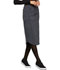 Photograph of Infinity Women's Drawstring Skirt Gray CK505A-PWPS