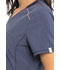Photograph of Infinity Women's V-Neck Top Blue CK520A-HTNA