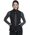 Photograph of Infinity Women's Reversible Quilted Vest Black CK530A-BLRY