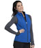 Photograph of Infinity Women Reversible Quilted Vest Black CK530A-BLRY