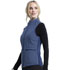 Photograph of Infinity Women Reversible Quilted Vest Blue CK530A-HNNY