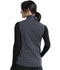 Photograph of Infinity Women Reversible Quilted Vest Gray CK530A-HTRO