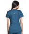 Photograph of Luxe Sport Women Mock Wrap Top Blue CK603-CARV