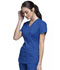 Photograph of Cherokee Luxe Women's Mock Wrap Top Blue CK603-GABV