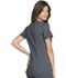 Photograph of Luxe Sport Women's Mock Wrap Top Gray CK603-PEWV