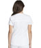 Photograph of Luxe Sport Women's Mock Wrap Top White CK603-WHTV