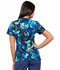 Photograph of Infinity Women's Mock Wrap Top Barely Branches CK608-BBHS