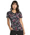 Photograph of Infinity Women Mock Wrap Top Flying Off The Grid CK608-FLGD
