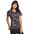 Photograph of Infinity Women's Mock Wrap Top Flying Off The Grid CK608-FLGD