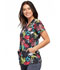 Photograph of Cherokee Infinity Women's Mock Wrap Top Flor-ever And Always CK608-FLWS