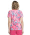 Photograph of Infinity Women Mock Wrap Top Line Me Up Floral CK608-LNME