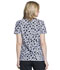Photograph of Infinity Women's Mock Wrap Top Mod About Dots CK608-MBOU