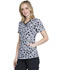 Photograph of Infinity Women Mock Wrap Top Mod About Dots CK608-MBOU