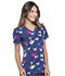 Photograph of Infinity by Cherokee Women's Mock Wrap Top Wings In The Wild CK608-WIWI