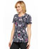 Photograph of Infinity Women Round Neck Top Flutter Love CK609-FLOV
