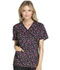 Photograph of Cherokee Flexibles Women's Mock Wrap Knit Panel Top The Party Spot CK610-TPST