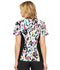 Photograph of Flexibles Women's V-Neck Knit Panel Top Brilliant Bouquet CK611-BTBT