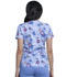 Photograph of Cherokee Prints Women Mock Wrap Top Denim Daisies CK614-DNAS