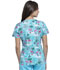Photograph of Cherokee Prints Women's V-Neck Top Winter Flamingo CK616-WIFA
