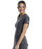 Photograph of Infinity Women's V-Neck Top Gray CK623A-PWPS