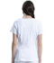 Photograph of Infinity Women's V-Neck Top White CK623A-WTPS