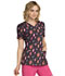 Photograph of Infinity Women's V-Neck Top What A Speck-tacle! CK634-WHAS
