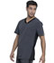 Photograph of Infinity Men's Men's V-Neck Top Neutral CK639A-HTCH