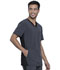 Photograph of Infinity Men Men's V-Neck Top Neutral CK639A-HTCH