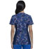 Photograph of iFlex Women Mock Wrap Knit Panel Top Geo's On The Move CK642-GEMV