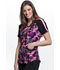 Photograph of Infinity by Cherokee Women's V-Neck Top Don't Mesh Around CK645-DHAR
