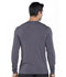 Photograph of Infinity Men's Men's Long Sleeve Underscrub Knit Top Gray CK650A-PWPS
