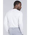 Photograph of Infinity Men's Men's Long Sleeve Underscrub Knit Top White CK650A-WTPS