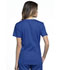 Photograph of Luxe Women's V-Neck Top Blue CK670-GABV