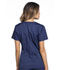 Photograph of Luxe Sport Women's V-Neck Top Blue CK670-NAVV