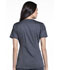 Photograph of Luxe Sport Women's V-Neck Top Gray CK670-PEWV