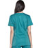 Photograph of Luxe Sport Women's V-Neck Top Green CK670-TEAV