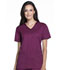 Photograph of Luxe Sport Women's V-Neck Top Red CK670-WINV