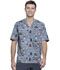 Photograph of Cherokee Prints Men's Men's V-Neck Top Outdoor Adventures CK675-ODAV