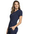 Photograph of Statement Women's V-Neck Top Blue CK695-NAV