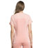 Photograph of Statement Women's Ribbed V-Neck Top Orange CK695-PACR