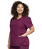 Photograph of Statement Women's V-Neck Top Red CK695-WIN